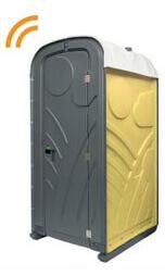System Zarządzania Przenośnymi Kabinami Toaletowymi CabinMonitor
